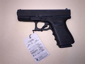 Glock 23-3 .40mm $519