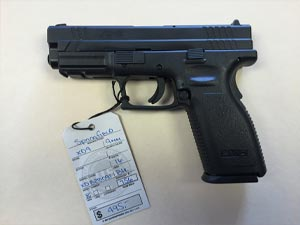Springfield XD9 9mm $495